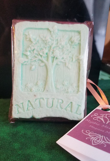 Mystic Memories Tree of Life Soap-Green