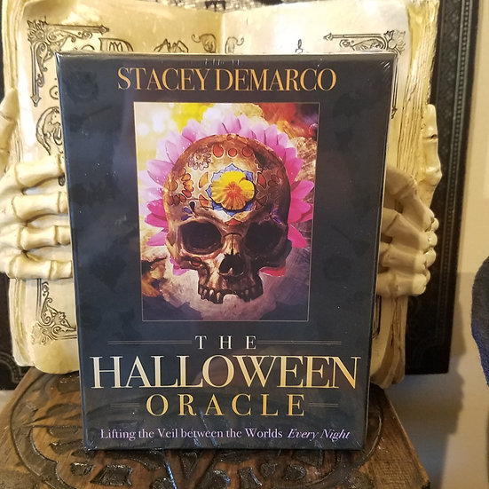Halloween Oracle Deck