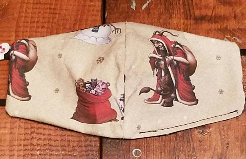 Krampus Medley Mask