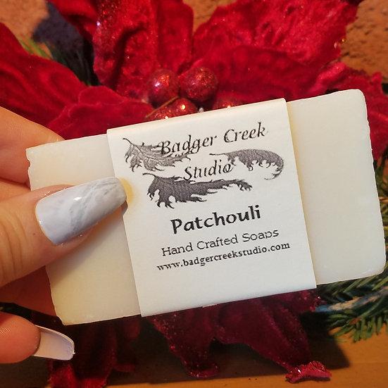 Patchouli Small Bar Soap