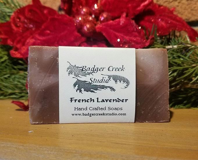 French Lavender Full Bar Soap