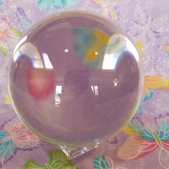 XL Lead Crystal Gazing Ball 100MM