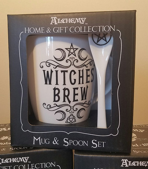 Witches Brew Coffee/Tea Mug Set
