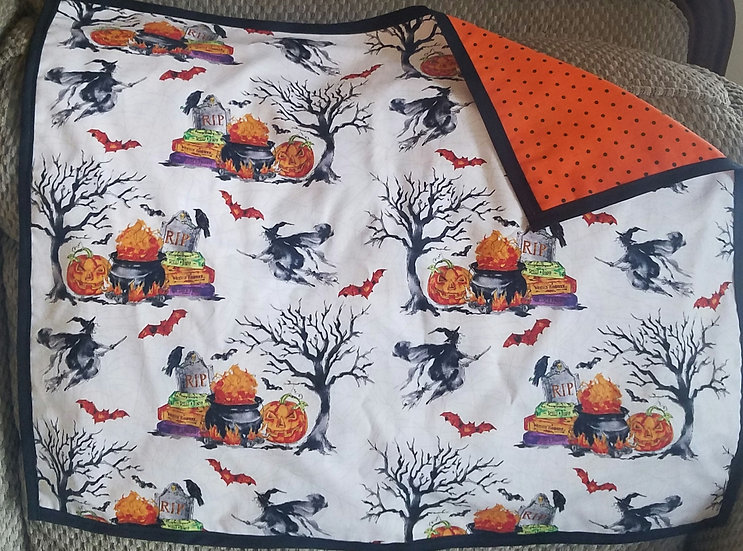 Witches Brew Altar Tarot Cloth