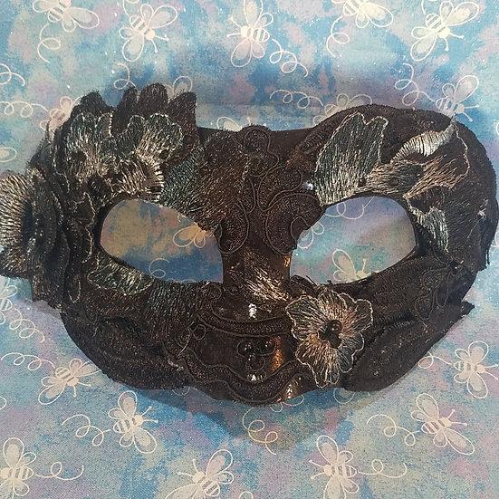 Dark Prince Venetian Mask