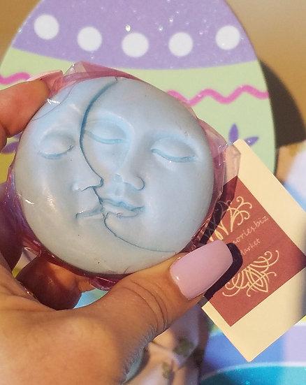 Mystic Memories Moon Soap-Blue