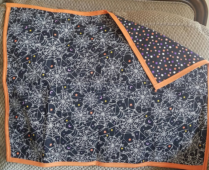 Starry Web Altar Tarot Cloth