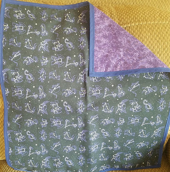 Constellations Altar/Tarot Cloth