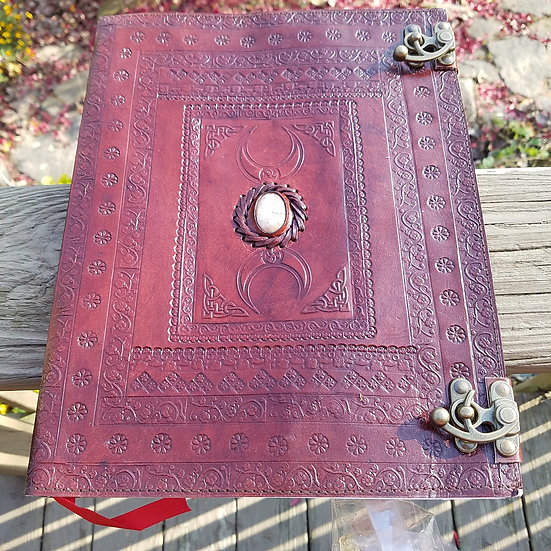 Triple Goddess Book of Shadow Journal