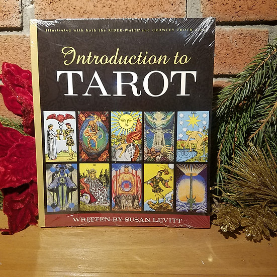 Into to Tarot Book