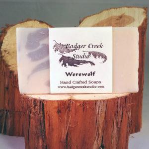 Werewolf Badger Creek Soap