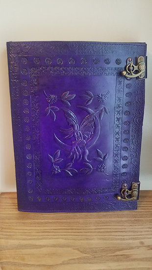 Massive 10x13 Fairy Book of Shadow Journal