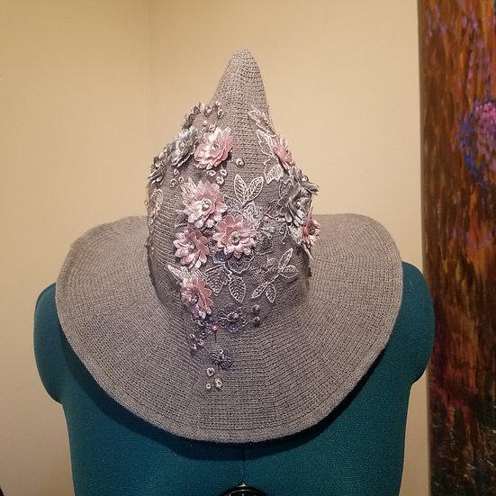 Winter Spirit Witch Hat
