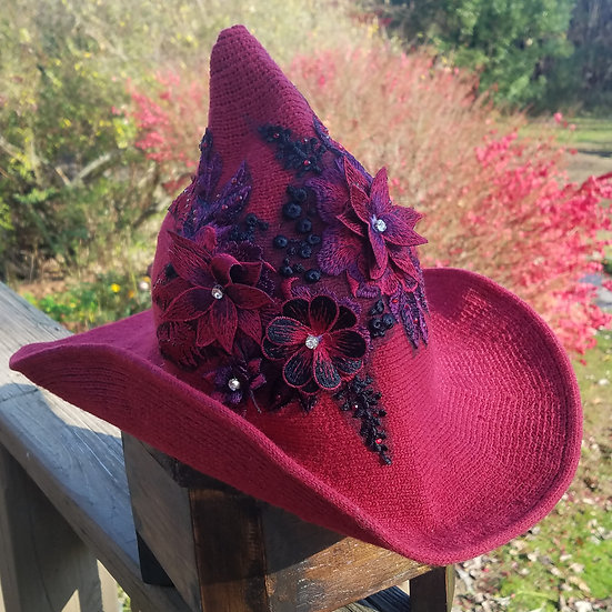 Holiday Witch Hat