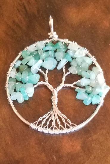 Tree of Life Pendant Large