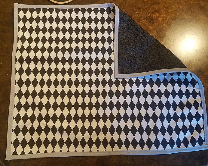 Harlequin Tarot/Altar Cloth-Medium