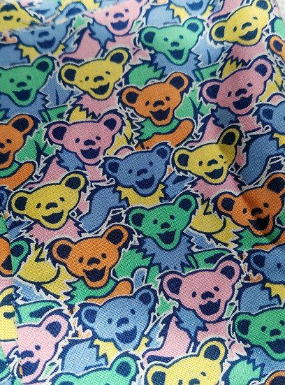 Jerry Bear Face Mask