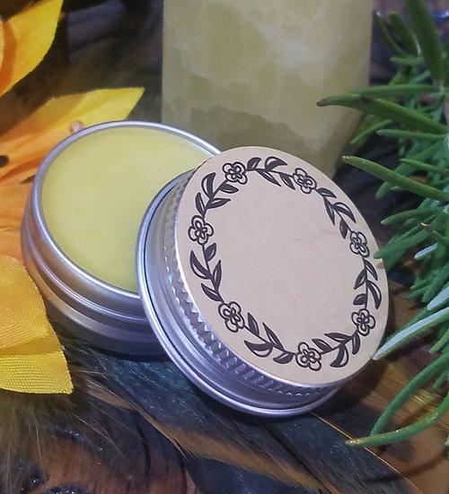Lemon Grass Beeswax Lip Balm