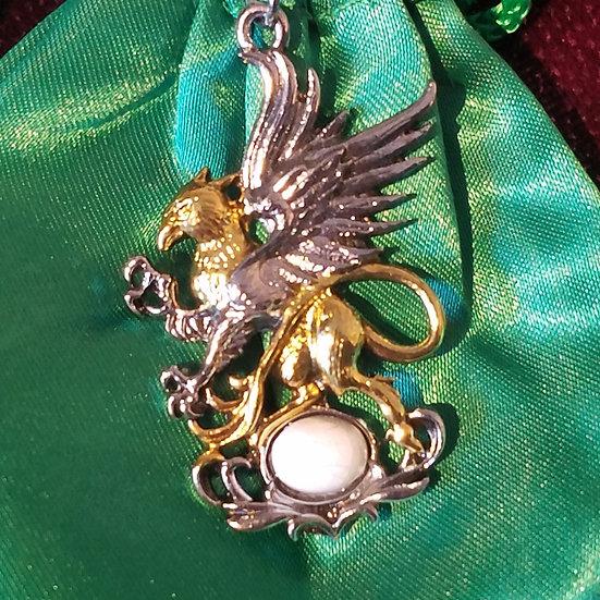 Griffin Pendant Necklace