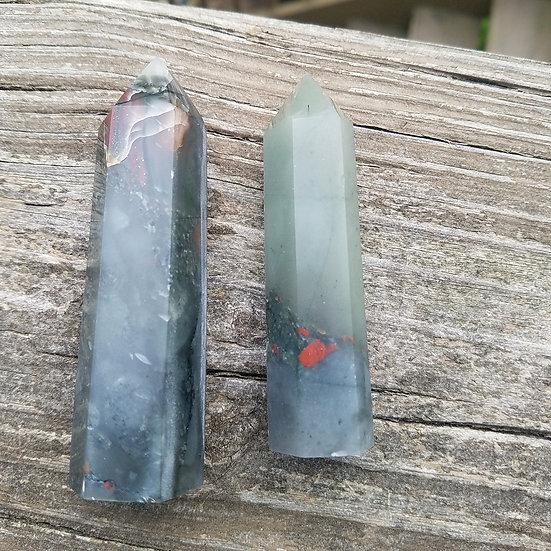 Bloodstone Tower Limited Red Inclusion
