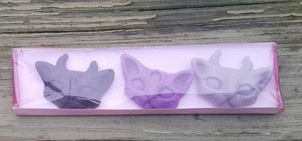 Third Eye Cat Soap Pack