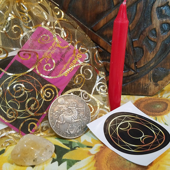 Sagittarius Zodiac Gift Pack