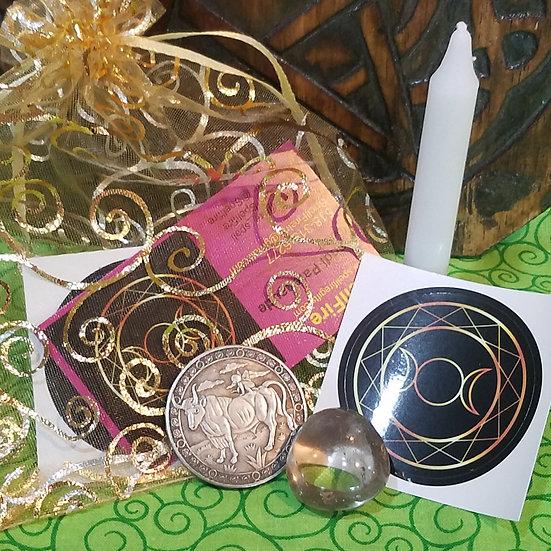 Taurus Zodiac Gift Pack