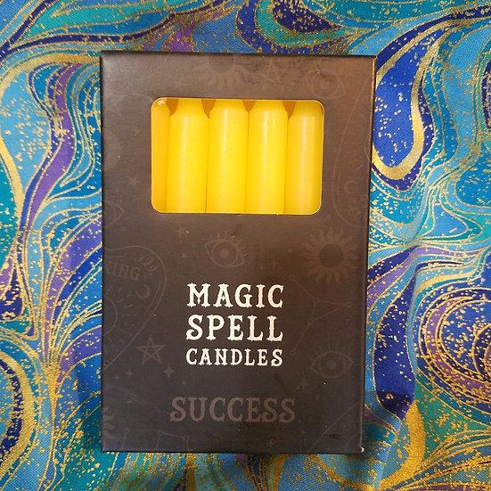 Success 12pk Candles