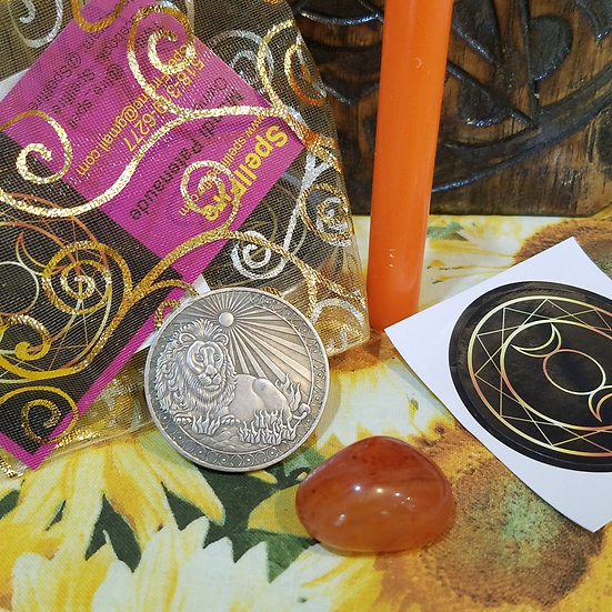 Leo Zodiac Gift Pack