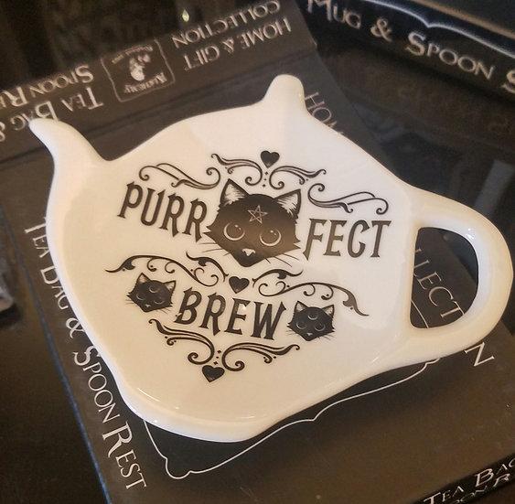 Purfect Tea Spoon Trivet