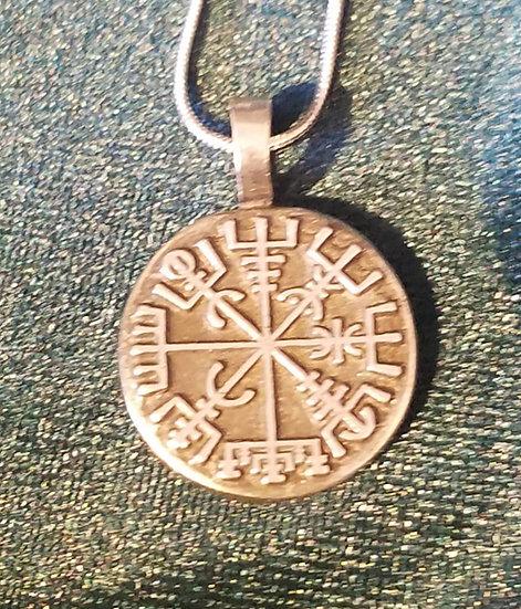 Viking Medallion Necklace