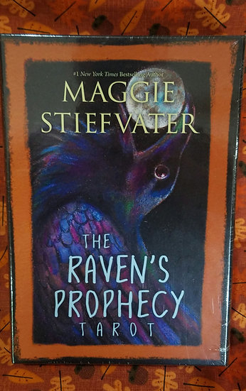Ravens Prophecy Tarot