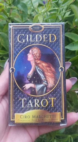 Gilded Tarot by Ciro Marchetti
