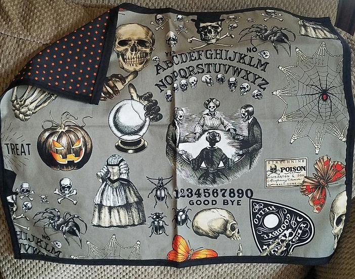 Ouija Board Altar/Tarot Cloth