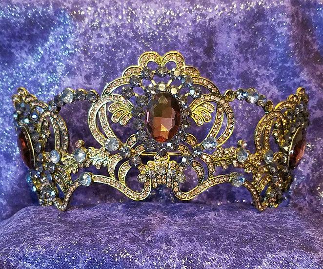 Purple Passion Tiara