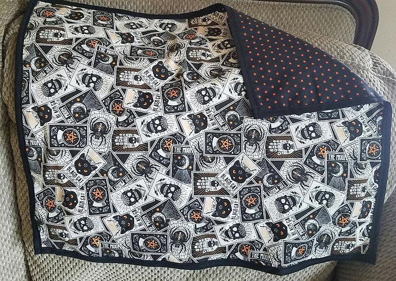Tarot Card Altar Cloth