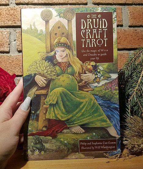 Huge Druid Tarot Box Set