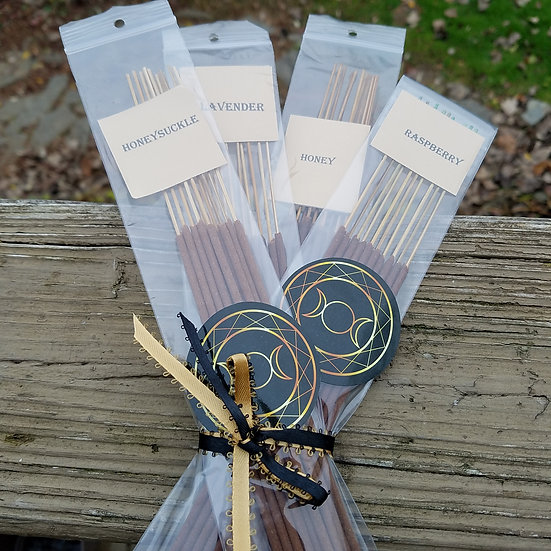 Spring Bee Incense Pack