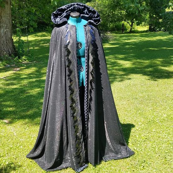 Glam Shadow Walker Cloak