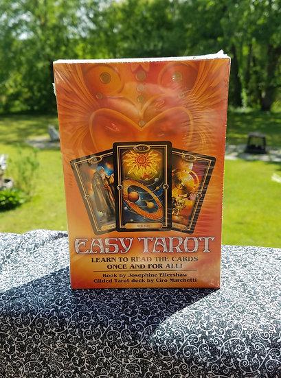 Easy Tarot Complete Beginner Kit