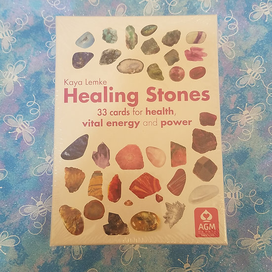 Healing Stone Cards