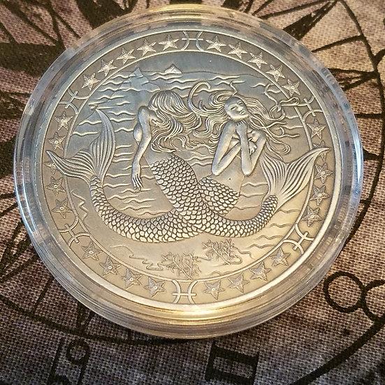Pisces Divination Coin
