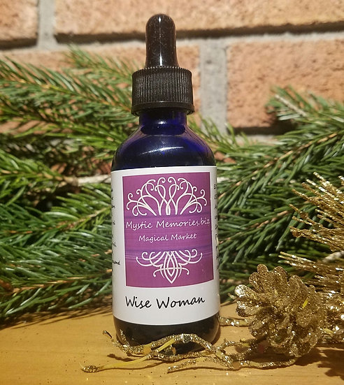 Wise Woman Oil