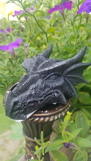 Dragon T-Light Candle Holder