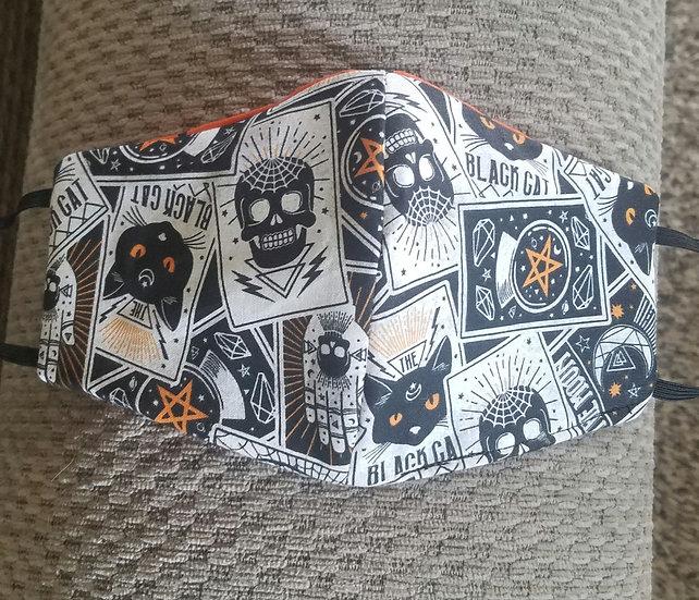 Tarot Cards Mask