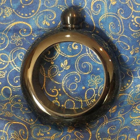 Festival Flask Bracelet Black