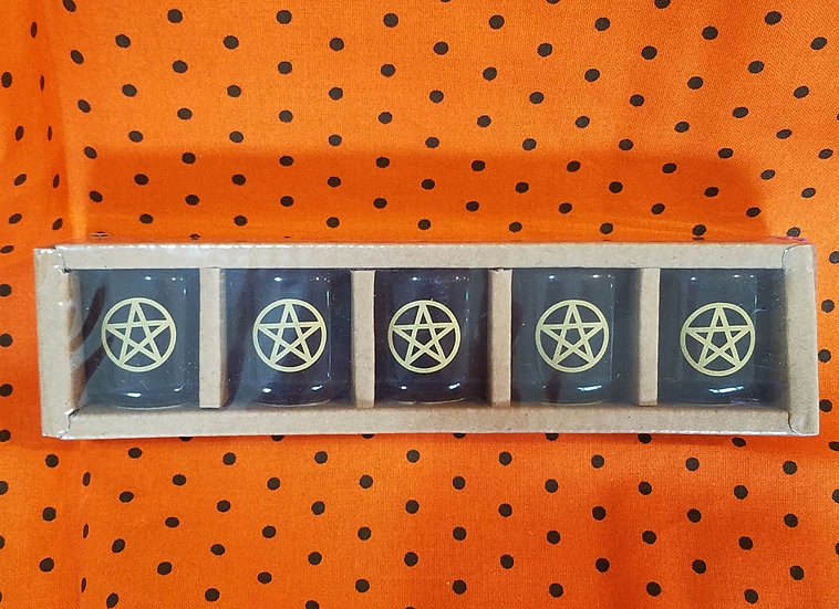 Chime Candle Holders Pack of 5