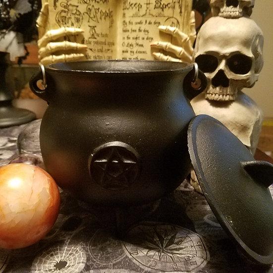 XL Cast Iron Cauldron
