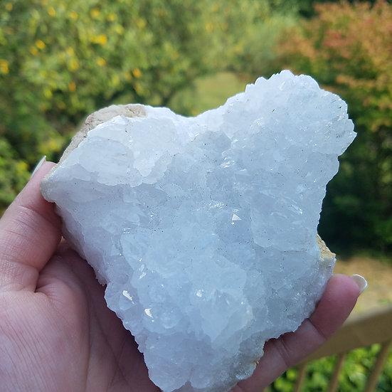 Large Geode Crystal Cluster