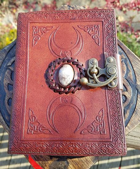 Triple Goddess Book of Shadow Journal
